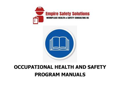 health and safety programs development template worksafebc bc vancouver victoria burnaby langley surrey delta abbotsford coquitlam maple ridge richmond nanaimo