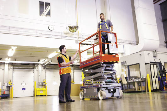 Aerial Work Platform Scissor Lift Training WorkSafeBC BC, Vancouver, Surrey, Burnaby, Delta, Victoria, Richmond, Langley, Coquitlam, Maple Ridge, Port Moody, Abbotsford